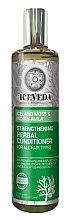 Parfüm, Parfüméria, kozmetikum Hajkondicionáló - Natura Siberica Iceveda Iceland Moss&Indian Amla Strengthening Herbal Conditioner
