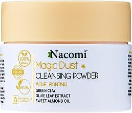 Parfüm, Parfüméria, kozmetikum Arctisztító púder zsiros bőrre - Nacomi Face Cleansing & Acne Fighting Powder Magic Dust