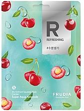 "Parfüm, Parfüméria, kozmetikum Szövetmaszk ""Simító"" - Frudia My Orchard Squeeze Mask Cherry"
