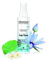 """Parfüm, Parfüméria, kozmetikum Parfümös testpermet """"Lótusz és jázmin"""" - Allverne Nature's Essences Body Mist"""