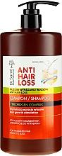 Parfüm, Parfüméria, kozmetikum Sampon pumpával hajhullás ellen - Dr. Sante Anti Hair Loss Shampoo