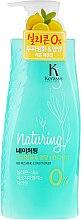 Parfüm, Parfüméria, kozmetikum Hajkondicionáló tengeri algákkal - Kerasys Naturing Refreshing Conditioner