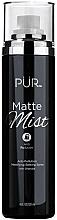 Parfüm, Parfüméria, kozmetikum Mattító sminkfixáló spray - Pur Matte Mist Anti-Pollution Mattifying Setting Spray