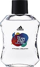 Parfüm, Parfüméria, kozmetikum Adidas Team Five - Borotválkozás utáni arcvíz