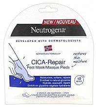 Parfüm, Parfüméria, kozmetikum Láb maszk - Neutrogena Cica-Repair Foot Mask