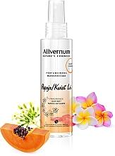 """Parfüm, Parfüméria, kozmetikum Parfümös testpermet """"Papaya és frangipani"""" - Allverne Nature's Essences Body Mist"""