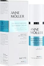 Parfüm, Parfüméria, kozmetikum Hidratáló arckrém - Anne Moller Blockage 24h Moisturizing Defender Cream