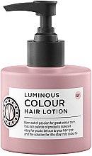 Parfüm, Parfüméria, kozmetikum Hővédő lotion festett hajra - Maria Nila Luminous Colour Hair Lotion