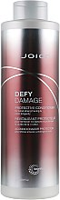 Parfüm, Parfüméria, kozmetikum Hajvédő kondicionáló - Joico Defy Damage Protective Conditioner For Bond Strengthening & Color Longevity