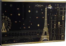 """Parfüm, Parfüméria, kozmetikum Szett """"Adventi kalendárium 2020"""" - L'Oreal Paris Advent Calendar 2020"""