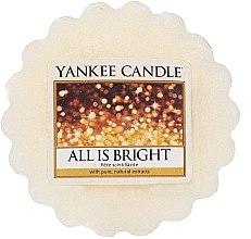 Parfüm, Parfüméria, kozmetikum Aroma viasz - Yankee Candle All is Bright Wax Melts