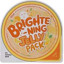 Parfüm, Parfüméria, kozmetikum Világosító szövetmaszk esszenciával - Yadah Brightening Jelly Pack Face Mask