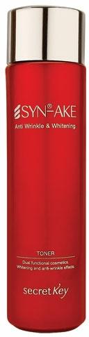 Kígyó öregedésgátló tonik - Secret Key SYN AKE Anti Wrinkle Whitening