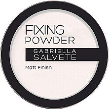 Parfüm, Parfüméria, kozmetikum Púder - Gabriella Salvete Fixing Transparent Powder