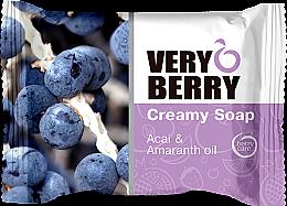 Parfüm, Parfüméria, kozmetikum Krémszappan - Very Berry Acai & Amaranth Oil