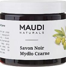 Parfüm, Parfüméria, kozmetikum Fekete szappan - Maudi