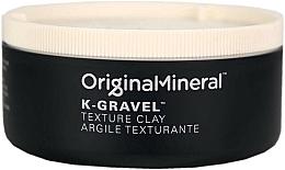 Parfüm, Parfüméria, kozmetikum Hajformázó agyag - Original & Mineral K-Gravel Texture Clay