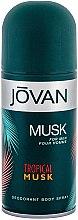 Parfüm, Parfüméria, kozmetikum Jovan Tropical Musk - Dezodor