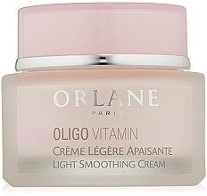 Parfüm, Parfüméria, kozmetikum Simító arckrém - Orlane Oligo Vitamin Light Smoothing Cream
