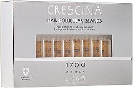Parfüm, Parfüméria, kozmetikum Hajnövekedés stimuláló lotion nőknek - Crescina Hair Follicular Islands Re-Growth