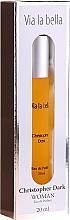 Parfüm, Parfüméria, kozmetikum Christopher Dark Via La Bella - Eau De Parfum (mini)