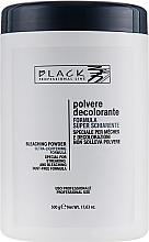 Parfüm, Parfüméria, kozmetikum Szőkítő por (utántöltő), kék (doboz) - Black Professional Line Bleaching Powder Blue