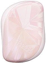 Parfüm, Parfüméria, kozmetikum Hajkefe - Tangle Teezer Compact Styler Smashed Holo Pink