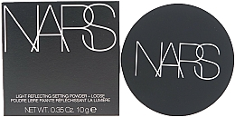 Parfüm, Parfüméria, kozmetikum Fixáló porpúder - Nars Light Reflecting Loose Setting Powder