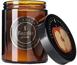 """Parfüm, Parfüméria, kozmetikum Illatgyertya üvegben """"Flagolie"""" - Flagolie Fragranced Candle Apple Pie"""