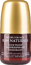 Parfüm, Parfüméria, kozmetikum Dezodor - Recipe For Men RAW Naturals Goof Proof Antitranspirant Deodorant