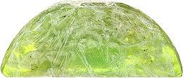 "Parfüm, Parfüméria, kozmetikum Glicerin szappan ""Zöld tea"" - Bulgarian Rose Soap Rose Fantasy Green Tea"