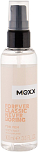 Parfüm, Parfüméria, kozmetikum Mexx Forever Classic Never Boring for Her - Illatosított testspray