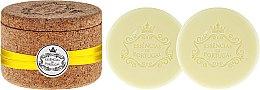 Parfüm, Parfüméria, kozmetikum Natúr szappan - Essencias De Portugal Tradition Jewel-Keeper Lemon