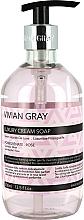 Parfüm, Parfüméria, kozmetikum Kézmosó szappan - Vivian Gray Luxury Cream Soap Pomegranate & Rose
