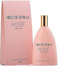 Parfüm, Parfüméria, kozmetikum Instituto Español Aire de Sevilla Rose - Eau De Toilette