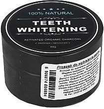 Parfüm, Parfüméria, kozmetikum Fogfehérítő por aktív szénnel - Biomika Natural Teeth Powder