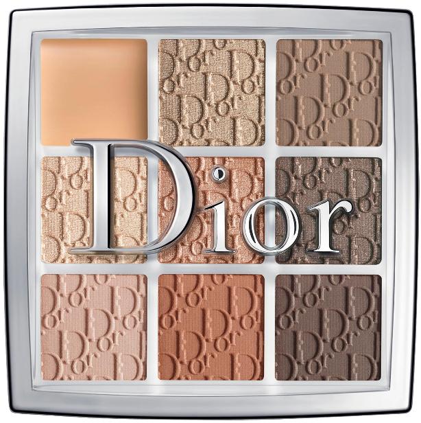 Szemhéjfesték paletta - Dior Backstage Eye Palette — fotó N1
