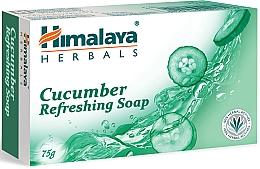 Parfüm, Parfüméria, kozmetikum Frissítő szappan uborkával - Himalaya Herbals Refreshing Cucumber