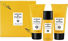 Parfüm, Parfüméria, kozmetikum Acqua di Parma Colonia Nomade - Szett (deo/50ml + s/g/75ml + afs/b/75ml)