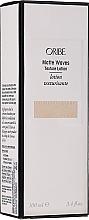 Parfüm, Parfüméria, kozmetikum Hajápoló krém - Oribe Matte Waves Texture Lotion
