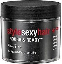 Parfüm, Parfüméria, kozmetikum Hajkrém száraz hajra - SexyHair StyleSexyHair Slept In Texture Creme
