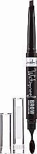 Parfüm, Parfüméria, kozmetikum Vízálló szemöldökceruza - Lovely Waterproof Brow Pencil