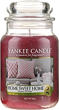 """Parfüm, Parfüméria, kozmetikum Aromagyertya """"Otthon, édes otthon"""" - Yankee Candle Home Sweet Home"""