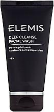 """Parfüm, Parfüméria, kozmetikum Mosakodó gél férfiaknak """"Mélytisztítás"""" - Elemis Men Deep Cleanse Facial Wash"""