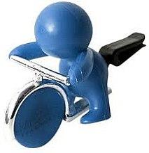 Parfüm, Parfüméria, kozmetikum Mr&Mrs Fragrance Gino Light Blue Caribbean Sea - Autó illatosító