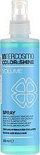 Parfüm, Parfüméria, kozmetikum Öblítést nem igénylő hajspray - Intercosmo Color & Shine Volume Spray