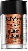 Parfüm, Parfüméria, kozmetikum Arc és test flitter - NYX Professional Makeup Face & Body Glitter