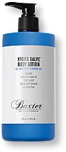 Parfüm, Parfüméria, kozmetikum Testápoló lotion - Baxter of California Hydro Salve Body Lotion