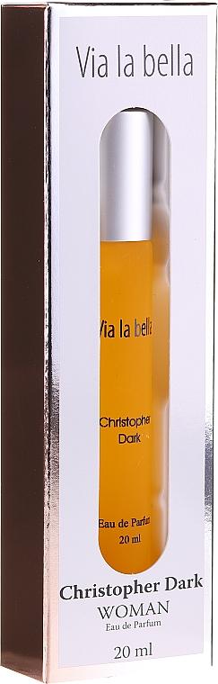 Christopher Dark Via La Bella - Eau De Parfum (mini)