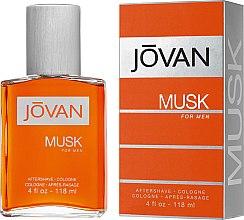 Parfüm, Parfüméria, kozmetikum Jovan Musk For Men - Borotválkozás utáni arcvíz